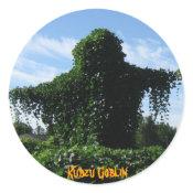 Kudzu Goblin IMG_1551, Kudzu Goblin sticker