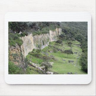 Kuelap ruins Peru Mousepads