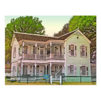 Kuenemann Home, Fredericksburg, TX Postcard
