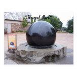 Kugel Ball Postcard