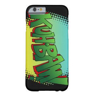 Kuh Bam! Comic Book Text Sound Effect Barely There iPhone 6 Case
