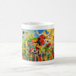 Kuhle cup: Alpine skirt lady Coffee Mug