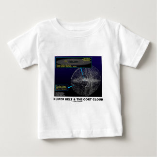 Kuiper Belt and The Oort Cloud (Astronomy) Shirt