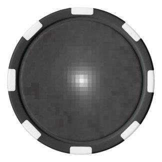 Kuiper Belt Object 2003 UB313 Set Of Poker Chips