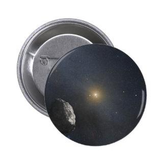 Kuiper Belt Object - Artists Concept 2 Inch Round Button