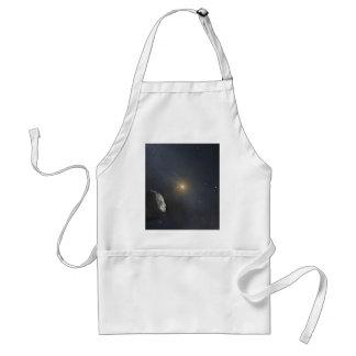 Kuiper Belt Object - Artists Concept Adult Apron