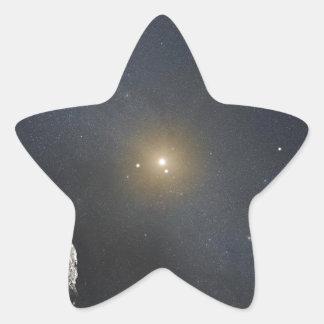 Kuiper Belt Object - Artists Concept Star Sticker