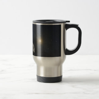Kuiper Belt Object - Artists Concept Travel Mug