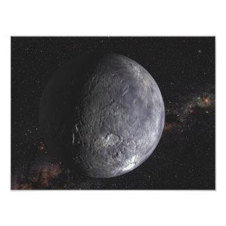 Kuiper Belt Object Photo Print
