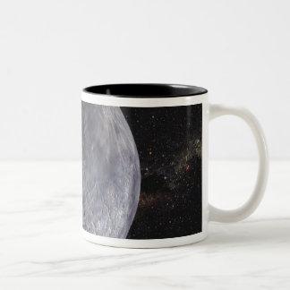 Kuiper Belt Object Two-Tone Coffee Mug