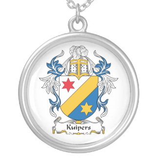 Kuipers Family Crest Necklace