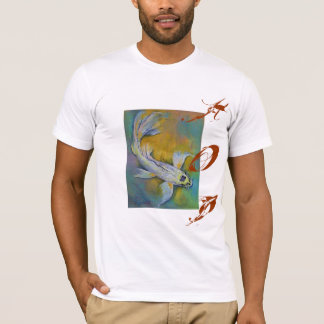 Kujaku Butterfly Koi T-Shirt