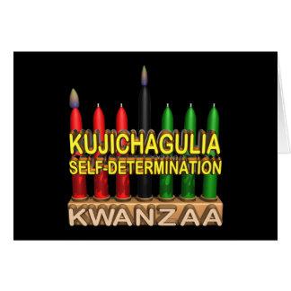 Kujichagulia Card