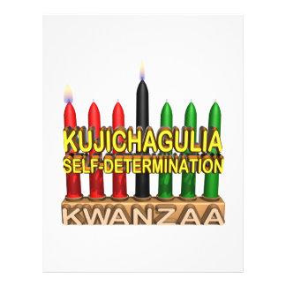 Kujichagulia Flyer Design