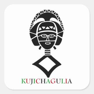 Kujichagulia Kwanzaa Stickers