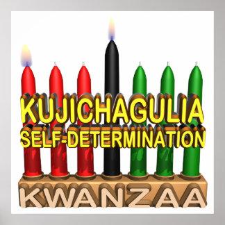 Kujichagulia Poster