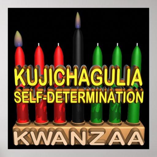 Kujichagulia Posters