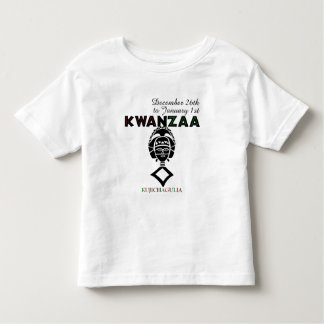 Kujichagulia - Self Determination Toddler T-shirt