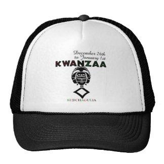 Kujichagulia - Self Determination Trucker Hat