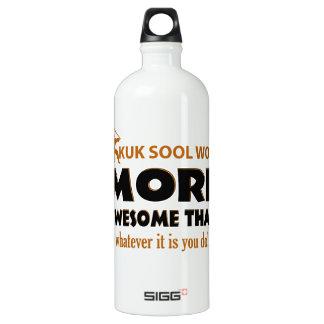 Kuk Sool ganó artículos de los artes marciales