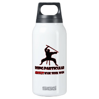 Kuk Sool Won Designs Insulated Water Bottle