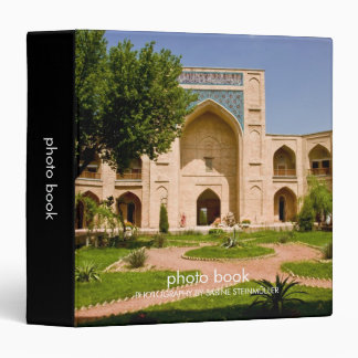 Kukeldash Madrasah Photo Book Binder