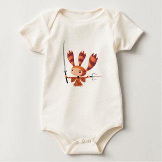 Kukka Body Para Bebé