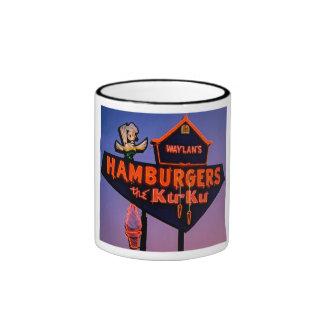 KuKu Buger Ringer Coffee Mug