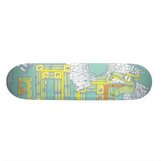 Kukulcan 3 skateboard deck