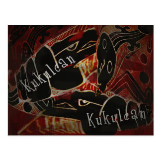 Kukulcan Products Postcard