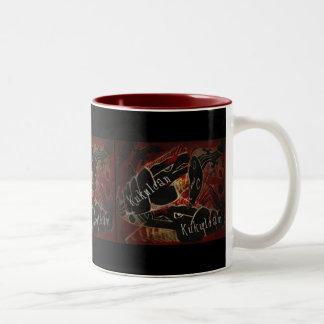 Kukulcan Products Two-Tone Coffee Mug