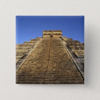 Kukulcan Temple or Castillo Castle) in 2 Button