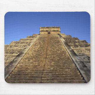 Kukulcan Temple or Castillo Castle) in 2 Mouse Pad