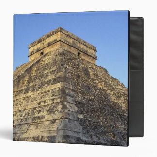 Kukulcan Temple or Castillo Castle) in Binder