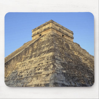 Kukulcan Temple or Castillo Castle) in Mouse Pad
