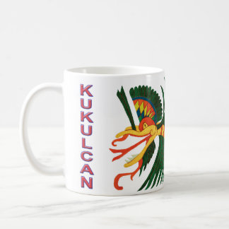 KUKULCAN- THE RITZ CARLTON- CANCUN COFFEE MUG