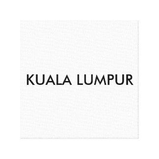"KUL-12"" x 12"", 1.5"", Single Canvas Print"