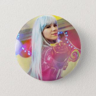 Kula Diamond Cosplay Pinback Button