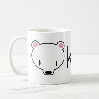 kuma-chan coffee mug