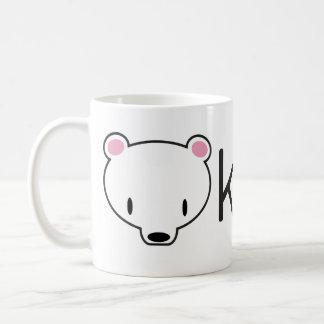 kuma-chan taza de café
