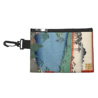 Kumanojūnisha Shrine. Accessories Bag