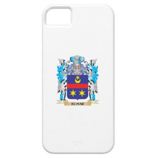 Kumar Coat of Arms - Family Crest iPhone 5 Covers