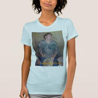 Kumar's Drumming Style! Ladies Shirt