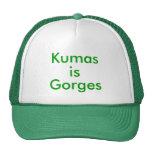 Kumas, is, Gorges Trucker Hat