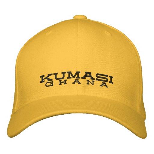 KUMASI, G H A N A Customized hat