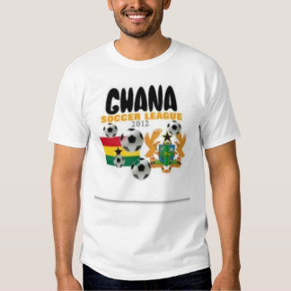 Kumasi, Ghana Soccer Teen T-Shirt