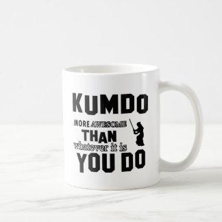 kumdo design coffee mugs