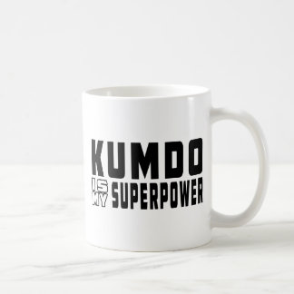 Kumdo is my superpower mug