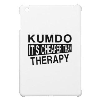 KUMDO IT'S CHEAPER THAN THERAPY iPad MINI COVERS