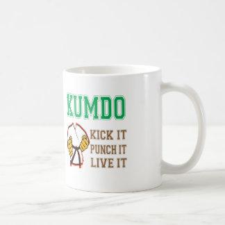 Kumdo Kick it, Punch it, Live it Mugs